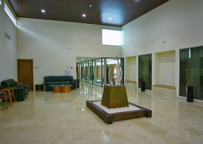 Hall tanatorio Montilla