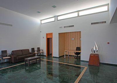Hall tanatorio Villaviciosa de Córdoba